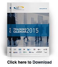 AZTech Training <br/> Calendar 2015