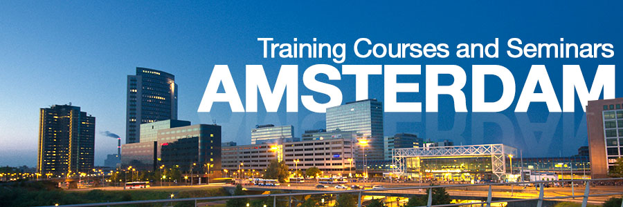 Training Courses in Amsterdam