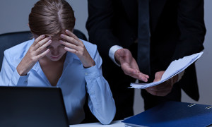 Job Stress and Working With Problem People